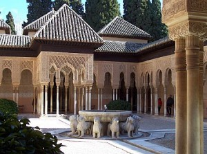 puente de mayo en Granada