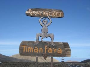 Visitar el Timanfaya