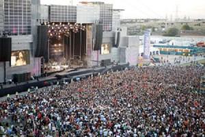 Conciertos Rock in Rio Madrid 2012