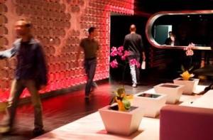 Hotel con encanto terraza en Madrid