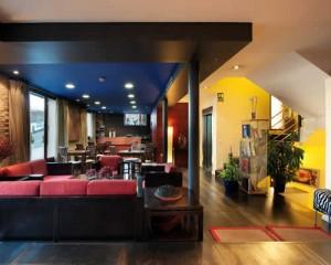 Hoteles y alojamientos Hotel abad Recepcion