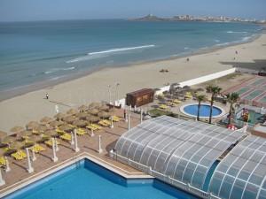 Hotel y Spa en La Manga